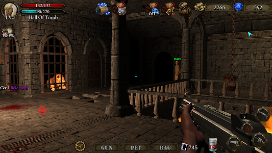 Dungeon Shooter : The Forgotten Temple 1.3.82 (Mod)