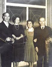 Photo: Maribel y familiares.
