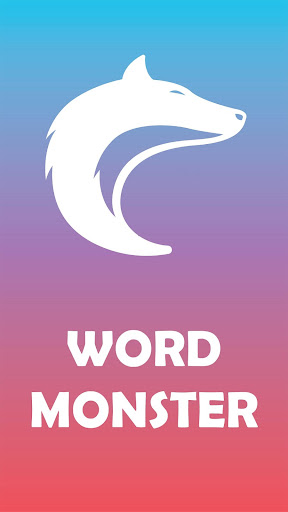 A Word Monster ( English ud83cuddfaud83cuddf8 ) 1.0 {cheat|hack|gameplay|apk mod|resources generator} 1