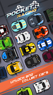 Pocket Racing Screenshot
