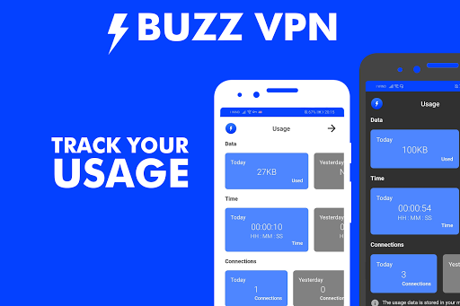 Buzz VPN - Super Turbo VPN Master Proxy 2.6.860 screenshots 1