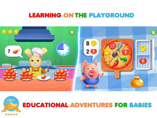 Toddler Learning Games Smart Shapes And Colors  screenshots 12