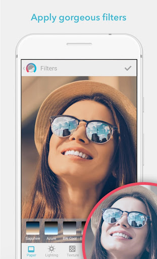 Facetune - Selfie Photo Editor for Perfect Selfies 1.3.8.1-free app 5