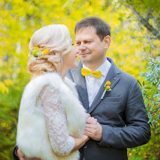 Wedding photographer Anna Kolchina (Nuytka). Photo of 03.11.2015
