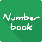 NumberBook icon