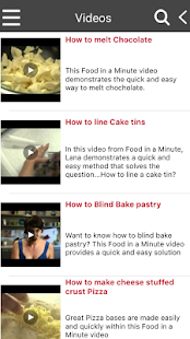 Recipes to Go®- screenshot thumbnail