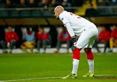 Vanja Milinkovic-Savic mag zijn koffers al pakken bij Standard