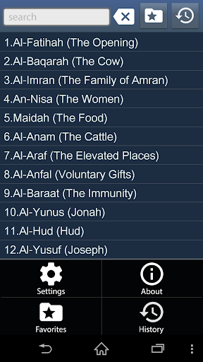Holy Quran in English
