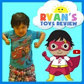 Ryan ToysReview Videos