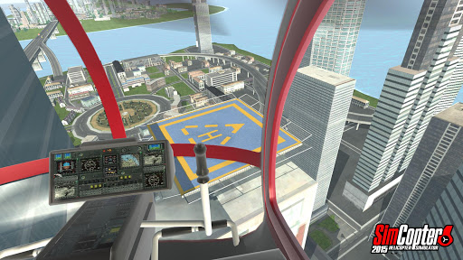Helicopter Simulator SimCopter 2015 Free  screenshots 5
