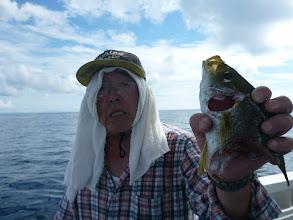 Photo: ・・・イサキ、半分サメに喰われた。