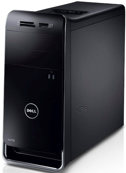Photo: Dell XPS 8500 High-Performance desktop. More info here: http://dell.to/xps8500