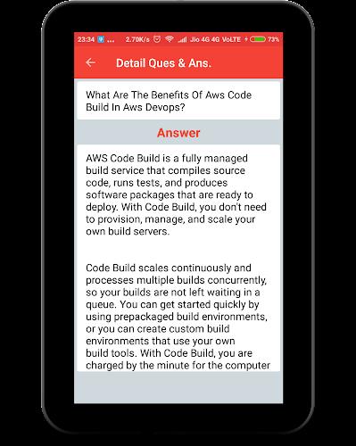 AWS Devops Interview Question APK | APKPure ai