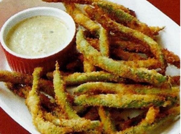 Copy Cat Tgi Friday's Green Bean Fries Recipe