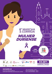 Marcha e Corrida em Lamego a favor da Liga Portuguesa Contra o Cancro