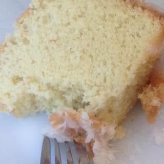 Gluten-Free Coconut Chiffon Cake