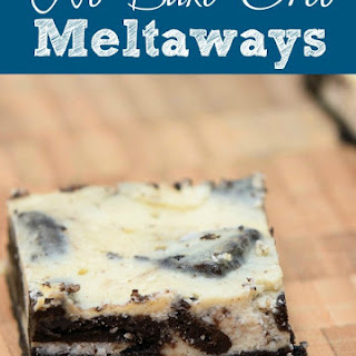 No Bake Oreo Meltaways