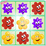 Flowers Link-3 Garden Icon
