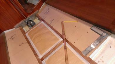 Photo: Tilpasning af skabeloner til sidestykker.