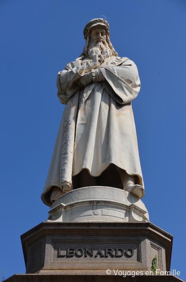 Milan piazza della scala