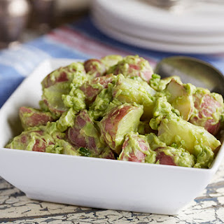 Guacamole Potato Salad