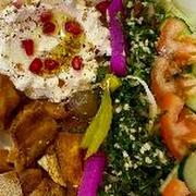 Labneh Mezze Platter