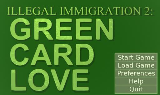 Green Card Love