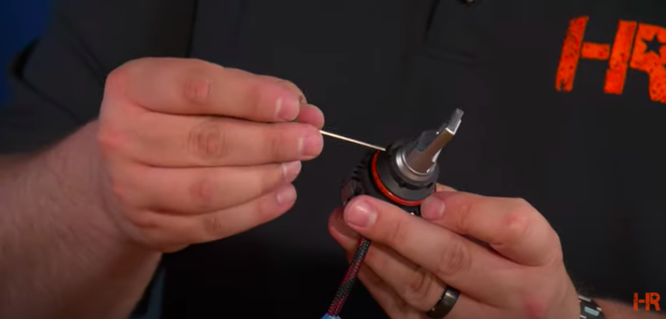 How to install 9004 /9007 LED Headlight Bulbs