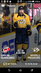 Nashville Predators- screenshot thumbnail
