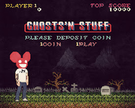 Photo: Ghosts'n Stuff (featuring deadmau5)  http://en.wikipedia.org/wiki/Deadmau5 http://en.wikipedia.org/wiki/Ghosts_'n'_Stuff http://en.wikipedia.org/wiki/Ghosts_'n_Goblins