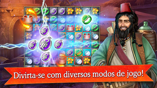 Cradle of Empires Match-3 Game Mod
