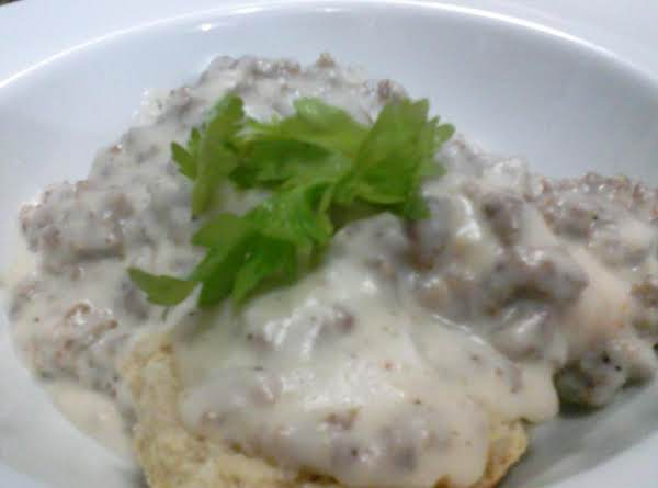 Sausage Gravy For Biscuits