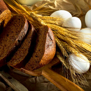 Bea's Dark Pumpernickel Bread.