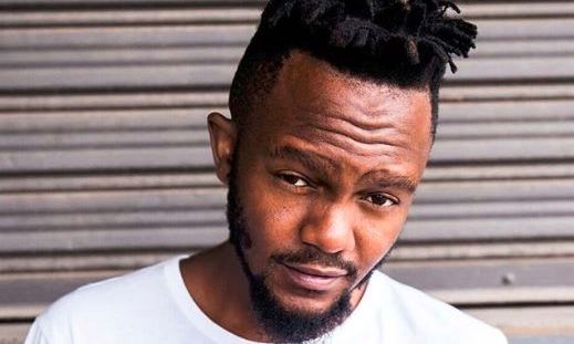 Kwesta is one of the two great acts on stage at the State Theatre this weekend.