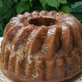 Sweet Honey Bundt Cake.