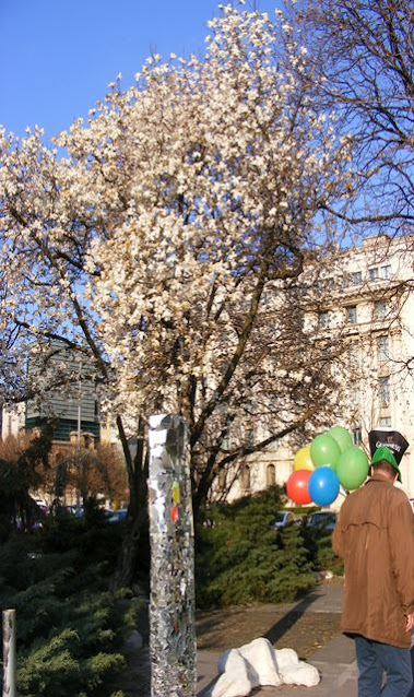 March weather at Saint Patrick Day Bucharest
