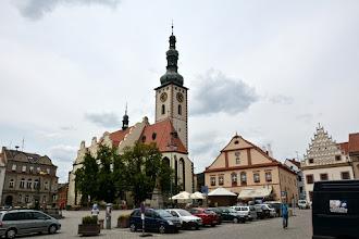 Photo: Późnogotycki kościół Przemienienia Pańskiego