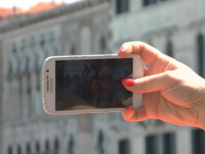 Odio i selfie ... di lucaldera