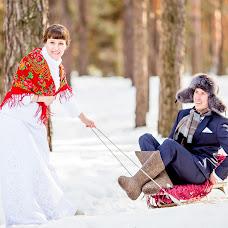 Wedding photographer Vyacheslav Sosnovskikh (lis23). Photo of 20.11.2016