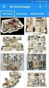 3D Home Designs: House Plan Designs & Videos 15