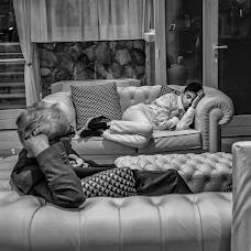 Vestuvių fotografas Alessandro Spagnolo (fotospagnolonovo). Nuotrauka 19.04.2019