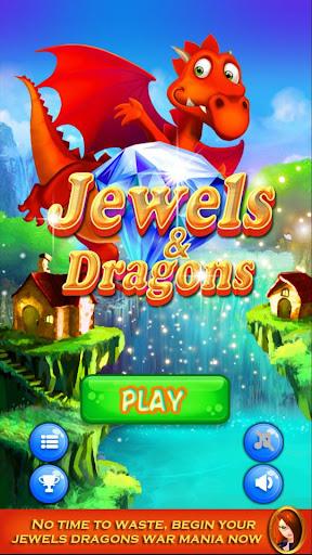 無料解谜Appの宝石ドラゴン電撃|記事Game