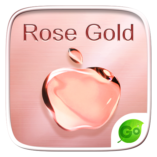 Rose Gold GO Keyboard Theme file APK for Gaming PC/PS3/PS4 Smart TV