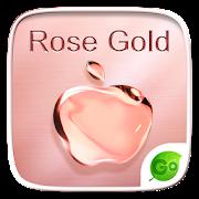 App Rose Gold GO Keyboard Theme APK for Windows Phone