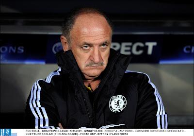 Luiz Felipe Scolari révèle le nom des deux joueurs responsables de son éviction à Chelsea