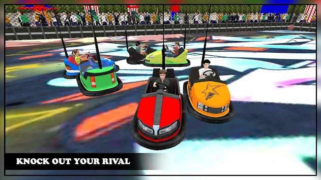 Striking Car : Bumper Amuzement Park Car Fight apk screenshot
