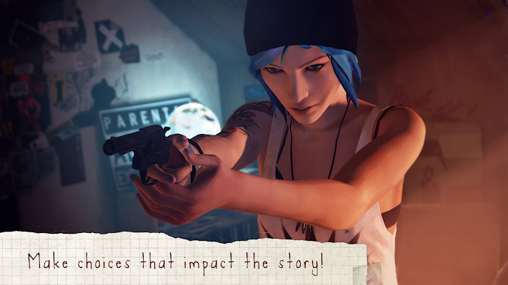 Life is Strange Screenshot Image