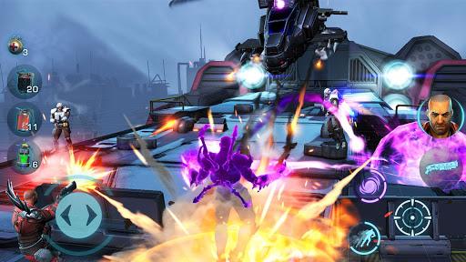 Evolution 2: Battle for Utopia. Shooting games apktram screenshots 22