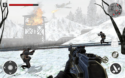 American vs German War Shooter: World War FPS for PC