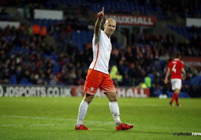 Arjen Robben serait prêt à sortir de sa retraite et à rechausser le crampons !